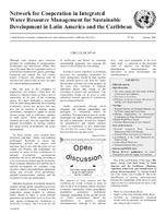 Network for Cooperation in Integrated Water Resource Management for Sustainable Development in Latin America and the Caribbean No. 49