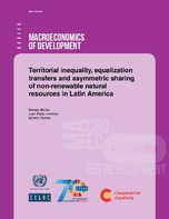 Territorial inequality, equalization transfers and asymmetric sharing of non-renewable natural resources in Latin America