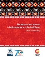 Afrodescendent women in Latin America and the Caribbean: Debts of equality