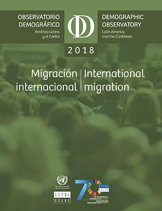 Migración internacional / International migration
