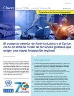 Claves de la CEPAL para el desarrollo Nº 4: Perspectivas del Comercio Internacional