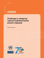Challenges in designing national multidimensional poverty measures