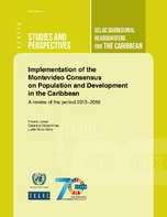 Implementation of the Montevideo Consensus on Population and Development in the Caribbean: a review of the period 2013–2018