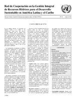 Carta Circular de la Red de Cooperación en la Gestión Integral de Recursos Hídricos para el Desarrollo Sustentable en América Latina y el Caribe N° 50