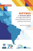 Mipymes en América Latina: un frágil desempeño y nuevos desafíos para las políticas de fomento. Síntesis