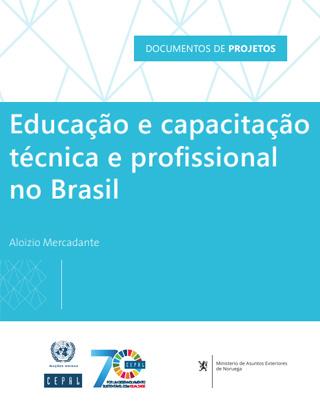 Educação e capacitação técnica e profissional no Brasil