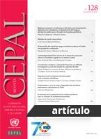 Crecimiento económico y desarrollo financiero en el Brasil: investigación a partir del modelo de regresión flexible