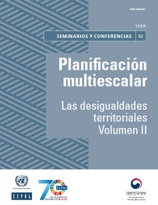 Planificación multiescalar: las desigualdades territoriales. Volumen II