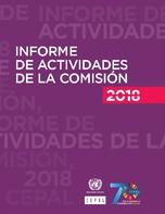 Informe de actividades de la Comisión, 2018