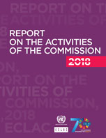 Report on the activities of the Commission, 2018