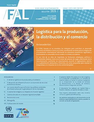 Logística para la producción, la distribución y el comercio
