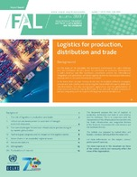 Logistics for production, distribution and trade