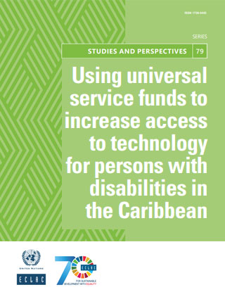 Using universal service funds to increase access to technology for persons with disabilities in the Caribbean
