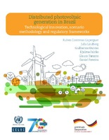 Distributed photovoltaic generation in Brazil: Technological innovation, scenario methodology and regulatory frameworks