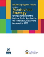 Regional progress report on the Montevideo Strategy for implementation of the Regional Gender Agenda within the sustainable development framework by 2030