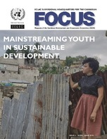 Mainstreaming youth in sustainable development