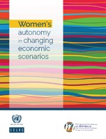 Women's autonomy in changing economic scenarios