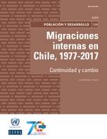 Migraciones internas en Chile, 1977-2017: continuidad y cambio