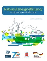 National energy efficiency monitoring report of Saint Lucia