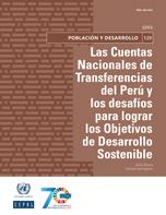 Las Cuentas Nacionales de Transferencias del Perú y los desafíos para lograr los Objetivos de Desarrollo Sostenible