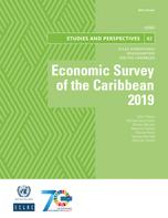 Economic Survey of the Caribbean 2019
