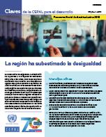 Claves de la CEPAL para el desarrollo Nº 7: Panorama Social de América Latina 2019