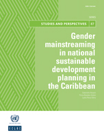 Gender mainstreaming in national sustainable development planning in the Caribbean