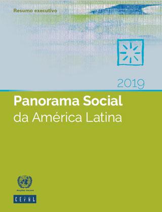 Panorama Social da América Latina 2019. Resumo executivo