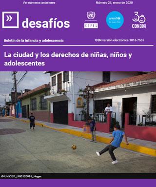 La ciudad y los derechos de niñas, niños y adolescentes
