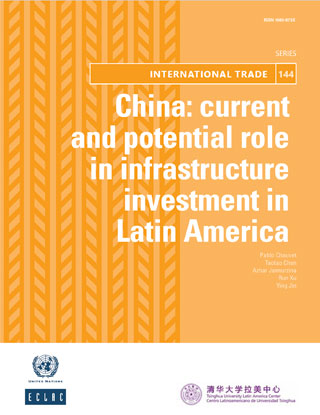 China: current and potential role in infrastructure investment in Latin America