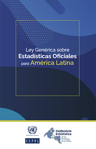Ley Genérica sobre Estadísticas para América Latina