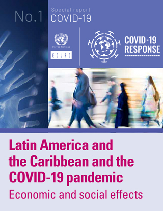 Latin America and the Caribbean and the COVID-19 pandemic: Economic and social effects
