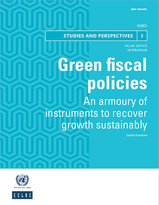Green fiscal policies: An armoury of instruments to recover growth sustainably