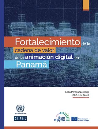 Fortalecimiento de la cadena de valor de la animación digital en Panamá