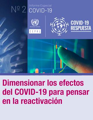 Dimensionar los efectos del COVID-19 para pensar en la reactivación