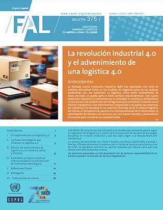 La revolución industrial 4.0 y el advenimiento de una logística 4.0