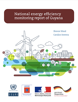 National energy efficiency monitoring report of Guyana