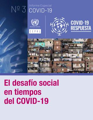 El desafío social en tiempos del COVID-19