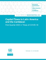 Capital Flows to Latin America and the Caribbean: First Quarter 2020 in Times of COVID-19