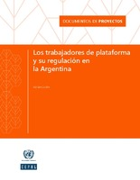 Los trabajadores de plataforma y su regulación en la Argentina
