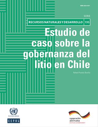 Estudio de caso sobre la gobernanza del litio en Chile