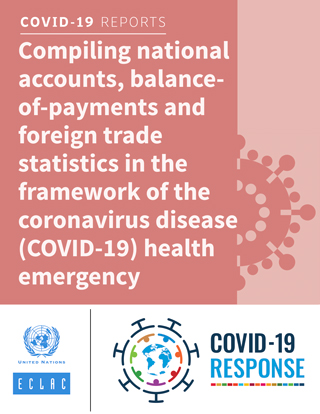 Compiling national accounts, balance-of-payments and foreign trade statistics in the framework of the coronavirus disease (COVID-19) health emergency