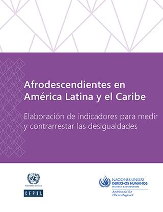 Afrodescendientes en América Latina y el Caribe: elaboración de indicadores para medir y contrarrestar las desigualdades
