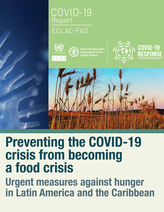 Preventing the COVID-19 crisis from becoming a food crisis: Urgent measures against hunger in Latin America and the Caribbean