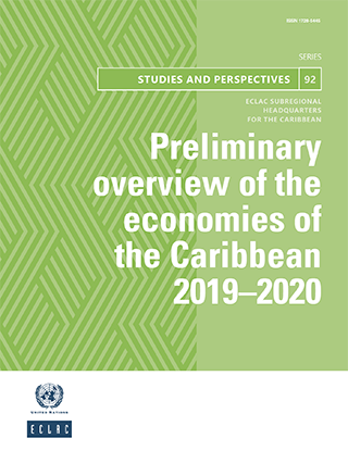 Preliminary overview of the economies of the Caribbean 2019–2020