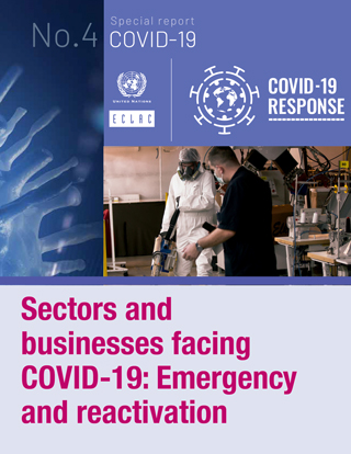 Sectors and businesses facing COVID-19: Emergency and reactivation