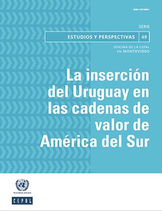 La inserción del Uruguay en las cadenas de valor de América del Sur