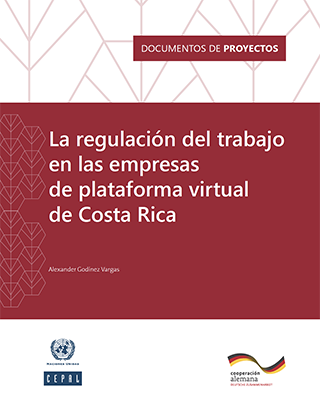 La regulación del trabajo en las empresas de plataforma virtual de Costa Rica