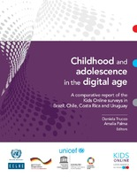 Childhood and adolescence in the digital age: A comparative report of the Kids Online surveys on Brazil, Chile, Costa Rica and Uruguay