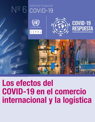 Los efectos del COVID-19 en el comercio internacional y la logística